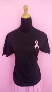 Black Round Neck T-Shirt (XS-3XL) - RM15.00