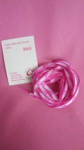 Pink Shoelace - RM5.00