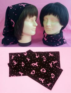Black Bandana With Love - RM12.00